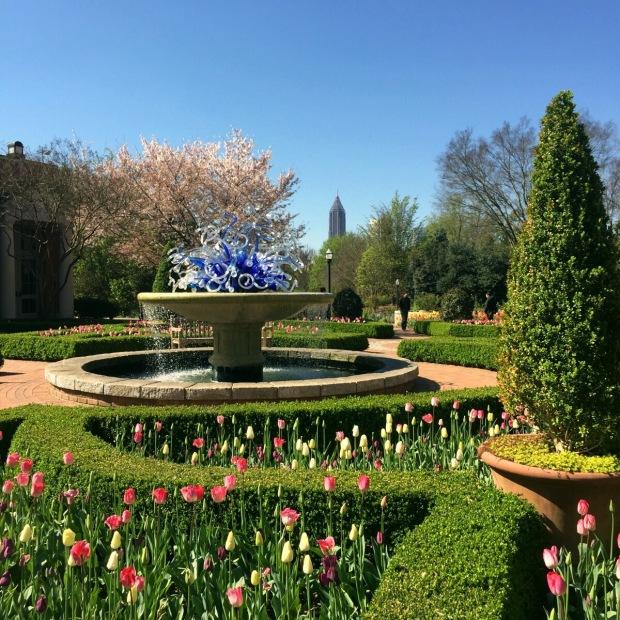 Atlanta Botanical Garden Storza Woods: Atlanta Botanical Gardens