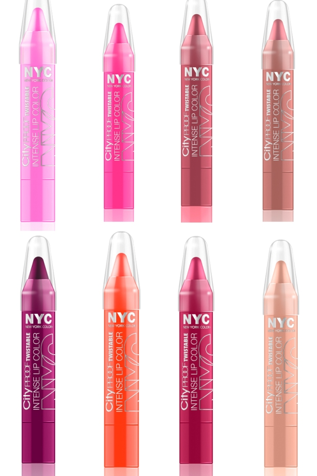 N.Y.C.-New-York-Color-City-Proof-Twistable-Intense-Lip-Color-Nolita-Neutral-Ballroom-Blush-Canal-St-Coral-Gram-Park-Brooklyn-Brownstone-Riverside-Rose-Fulton-Street-Metro-Mauve-Beauty-Giveaway